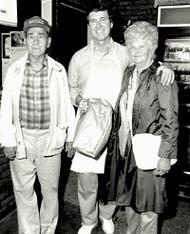 Reuben, William and Clara Cohen