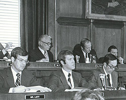 Cohen on Judiciary Committee, 1974