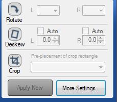 Editing Tools