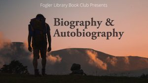 Biography Book Club Poster