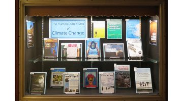 climate change display
