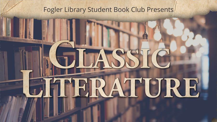 classic literature book club