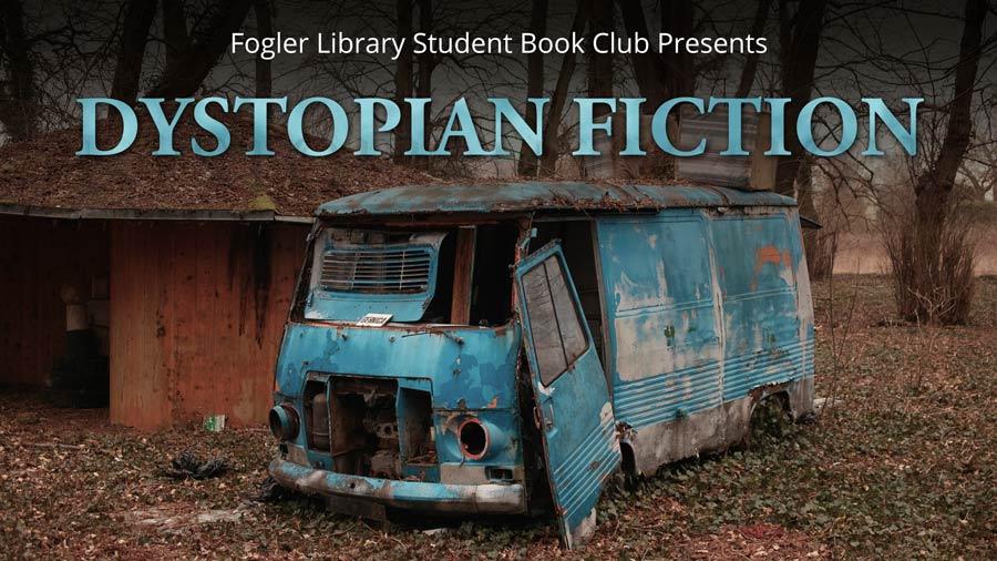dystopian fiction book club