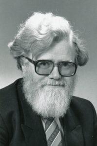 former UMaine professor David C. Smith