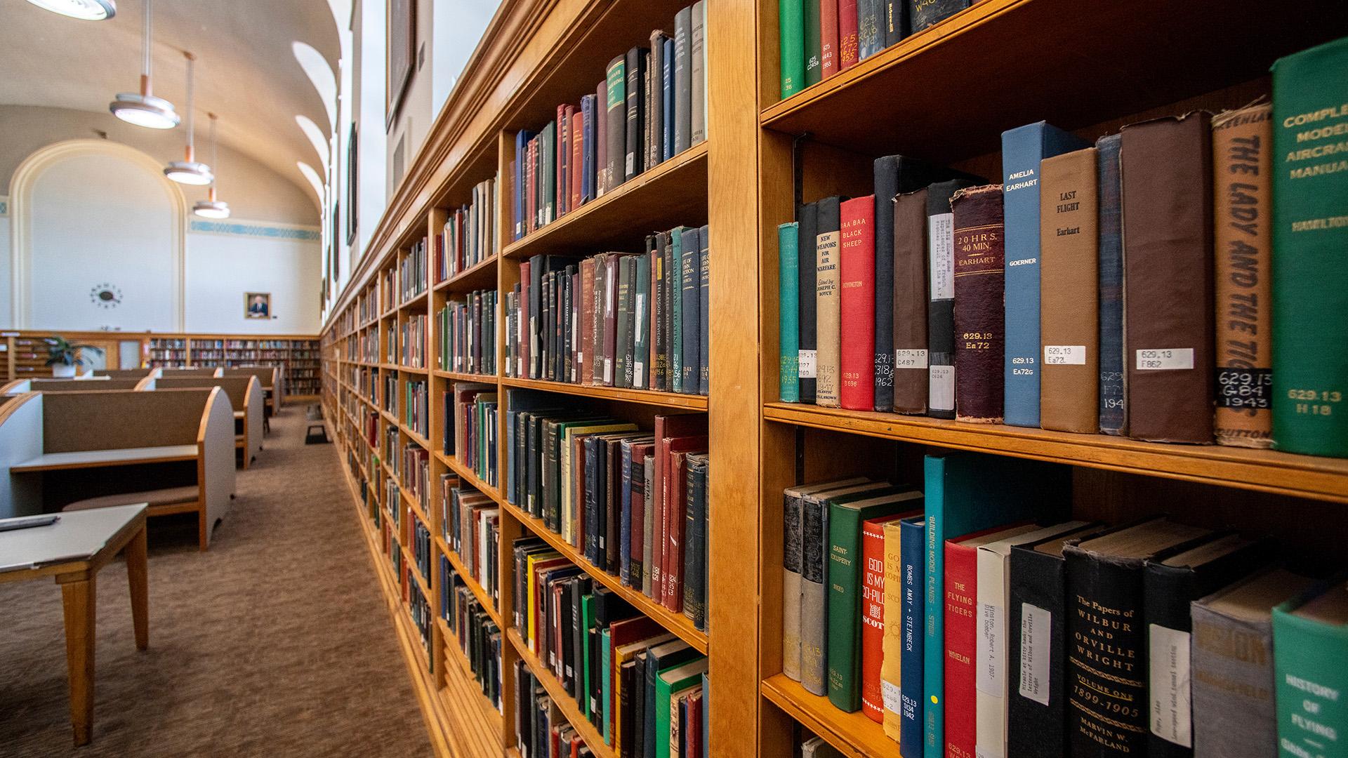 Fogler Library Zoom Backgrounds ...
